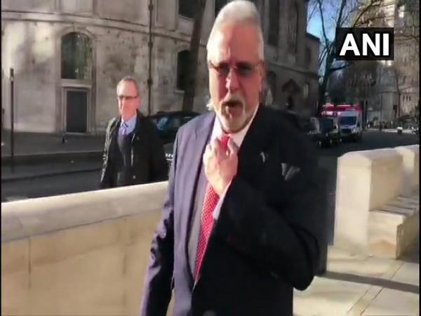 Vijay Mallya speaks to media outside UK High Court