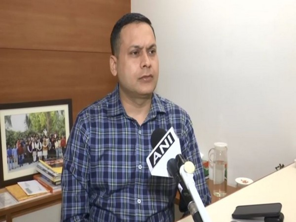 BJP IT cell Chief and the state party co-in charge Amit Malviya. (Photo/ANI)