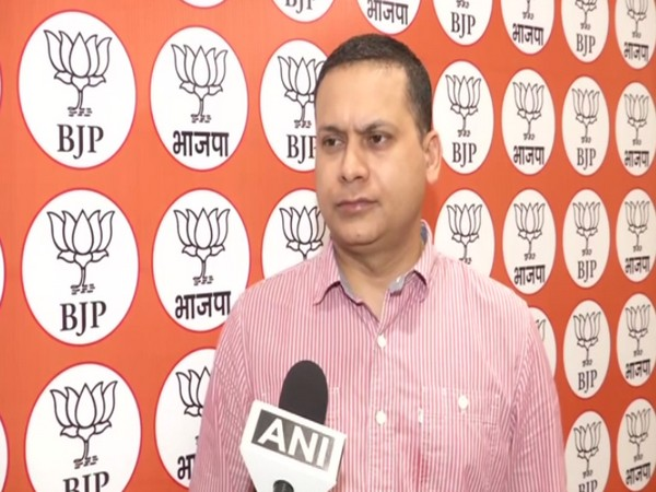 National in-charge of BJP's Information and Technology department Amit Malviya. (Photo/ ANI)