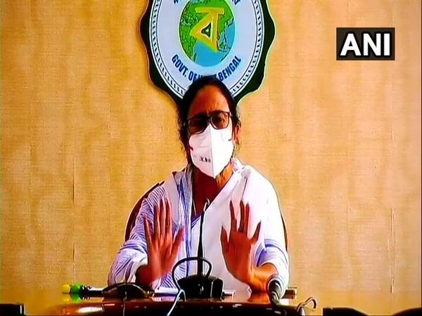 West Bengal Chief Minister Mamata Banerjee. (Photo/ ANI)