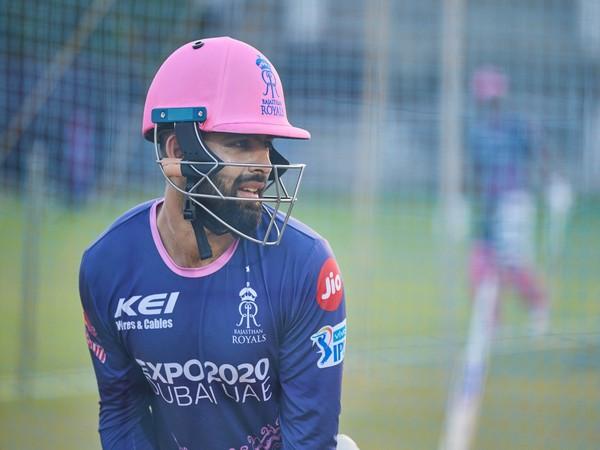 Rajasthan Royals' batsman Manan Vohra (Photo/ Rajasthan Royals)