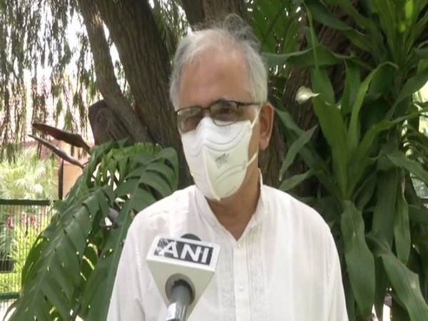 CSIR Director-General Dr Shekhar Mande speaking to ANI on Sunday.