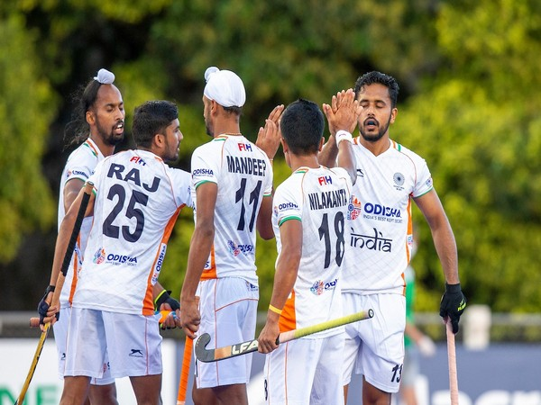 Indian hockey team players (Photo/ Hockey India)