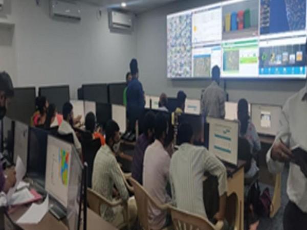 Mangaluru Smart City's Control Centre