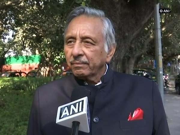 Congress leader Mani Shankar Aiyar (File)