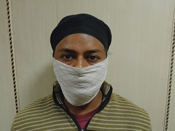 Maninder Singh, one of the most wanted people in Red Fort violence case which happened on January 26.