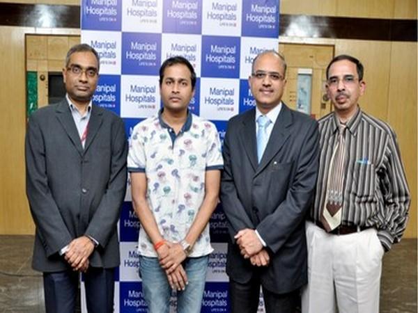 Rare tumour extracted at Manipal Hospitals Bangalore