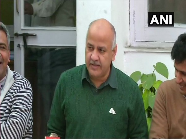Delhi Deputy Chief Minister and Education Minister Manish Sisodia