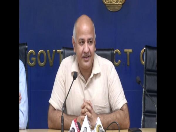 Deputy Chief Minister Manish Sisodia (File photo)