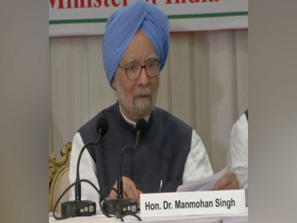 Former Prime Minister Manmohan Singh (File photo)