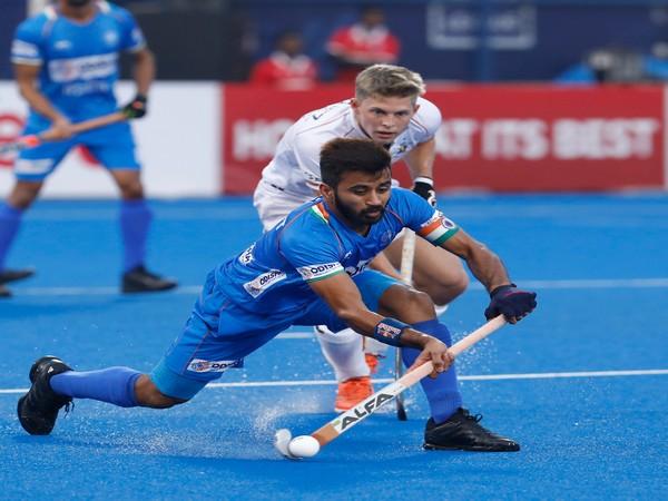 India skipper Manpreet Singh