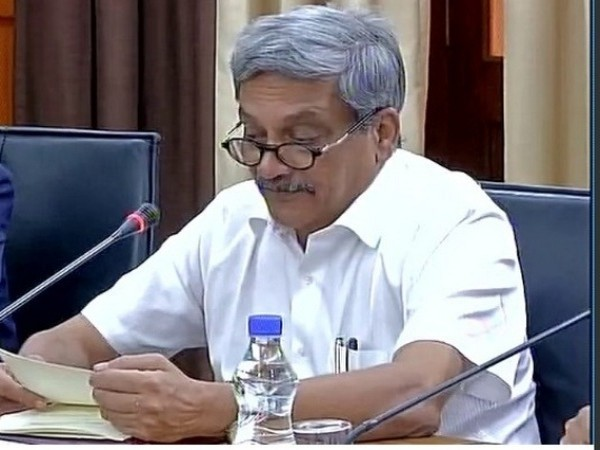 Goa Chief Minister Manohar Parrikar (File image)