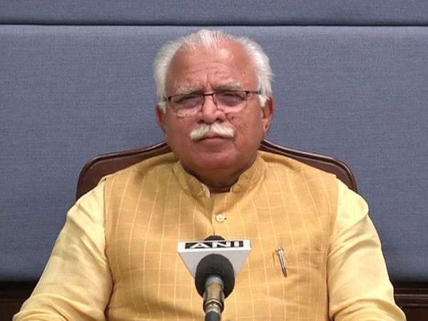 Haryana Chief Minister Manohar Lal