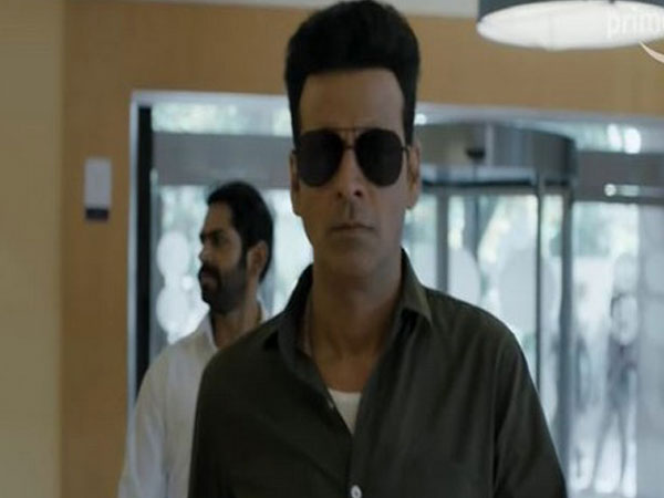 Manoj Bajpayee in the trailer