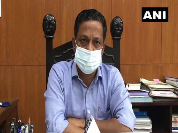 Chandigarh Administration Advisor, Manoj Parida. (Photo/ANI)