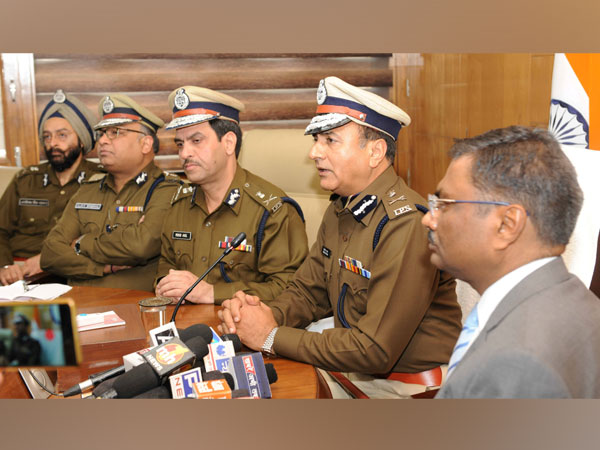 Haryana DGP Manoj Yadava on Wednesday held a meeting with police officers of Hisar Range and reviewed law and order, crime and other related matters of five districts.