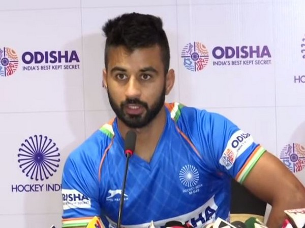 Great opportunity to complete unfinished business: India hockey skipper Manpreet Singh