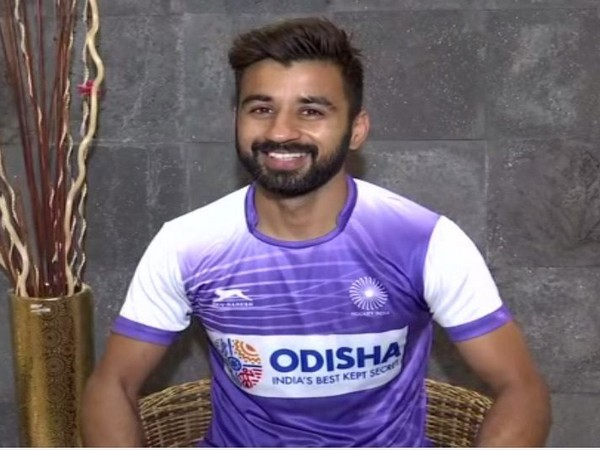 Indian hockey team skipper Manpreet Singh. (file image)