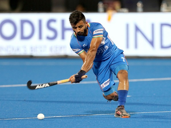Manpreet Singh (File photo)