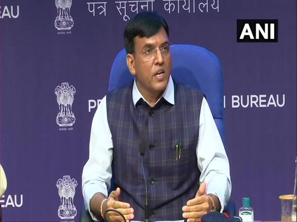 Union Minister for Chemicals and Fertilizers Mansukh Mandaviya (File Photo/ANI)