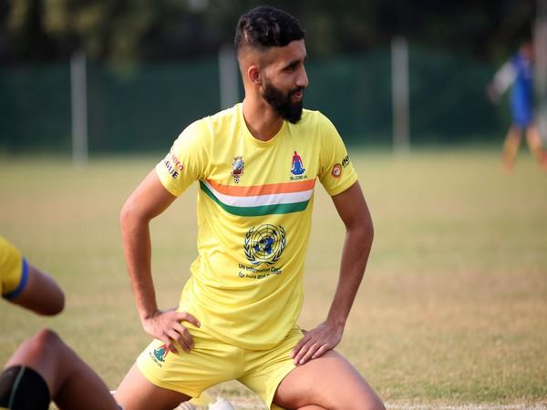 Sudeva Delhi FC forwar Manvir Singh (Photo/ I-League)