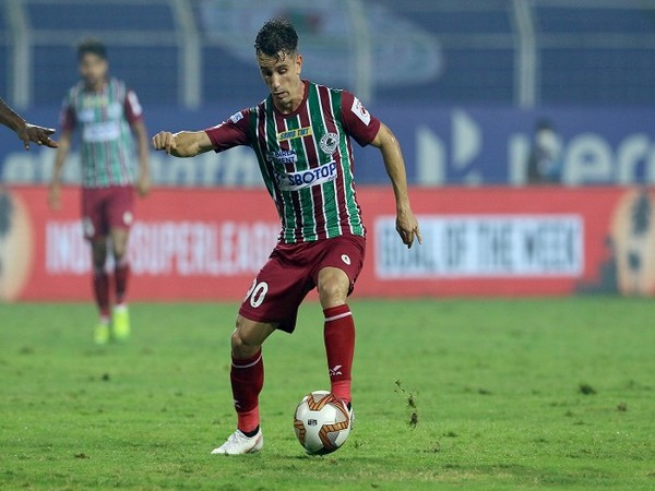 Marcelinho geared up for the Kolkata derby (Image: ISL)