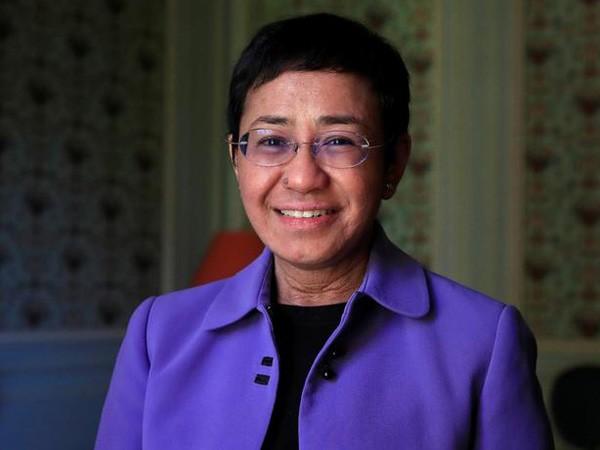 Rappler CEO Maria Ressa (File photo)
