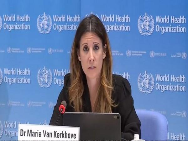 WHO expert Maria Van Kerkhove (Photo Credit: Global Health Strategies)
