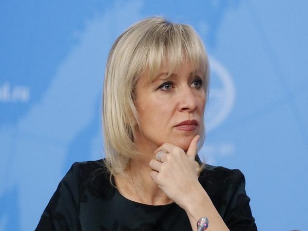 Russian Foreign Ministry spokesperson Maria Zakharova. (File photo)