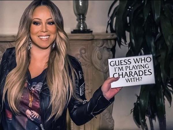 Mariah Carey (Image courtesy: Instagram)