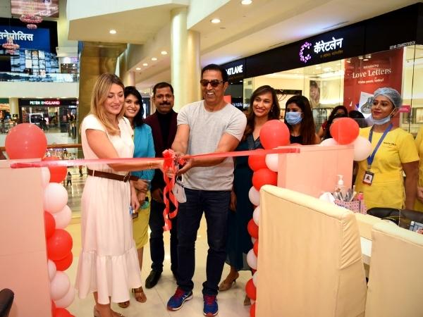 Marie Claire Paris launches its first studio kiosk in Mumbai