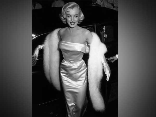 Late actor Marilyn Monroe