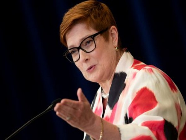 Australian Foreign Minister Marise Payne (Photo Credit - Reuters)