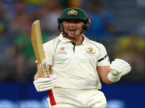 Australian batsman Marnus Labuschagne (Photo/ ICC Twitter)