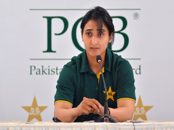 Pakistan women's skipper Bismah Maroof (Photo/PCB Twitter)
