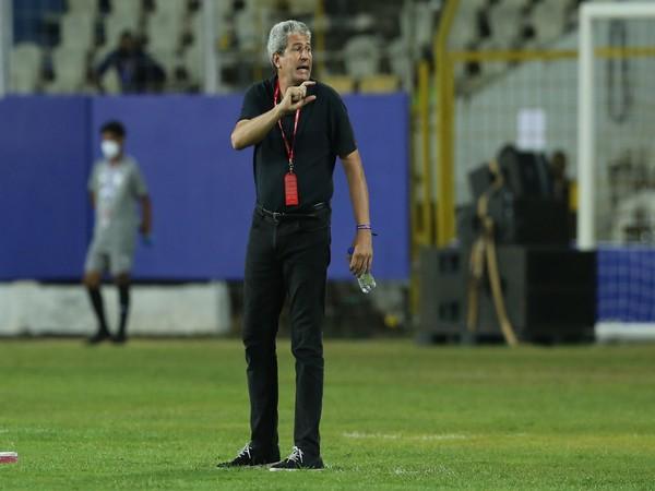 Hyderabad FC coach Manuel Marquez (Photo/ Sportzpics)