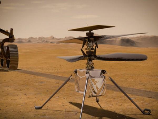 NASA's Ingenuity Mars Helicopter (Image Source: NASA/JPL-Caltech)