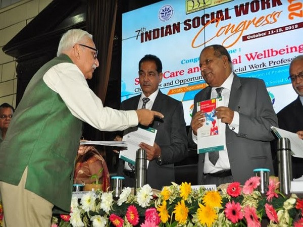 7th Indian Social Work Congress in Lucknow