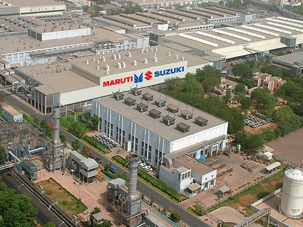 Shares of Maruti Suzuki crashed by 13.14 pc on Monday morning at Rs 4,409.80 per unit