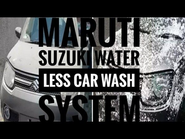 Nearly 6.9 million vehicles were washed using dry wash system