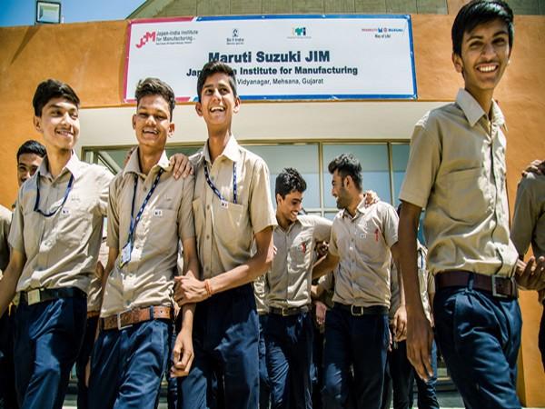 Maruti Suzuki India had set up the JIM in Mehsana as a model ITI