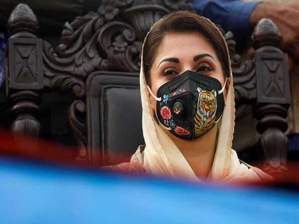 Pakistan Muslim League -Nawaz (PML-N) leader Maryam Nawaz