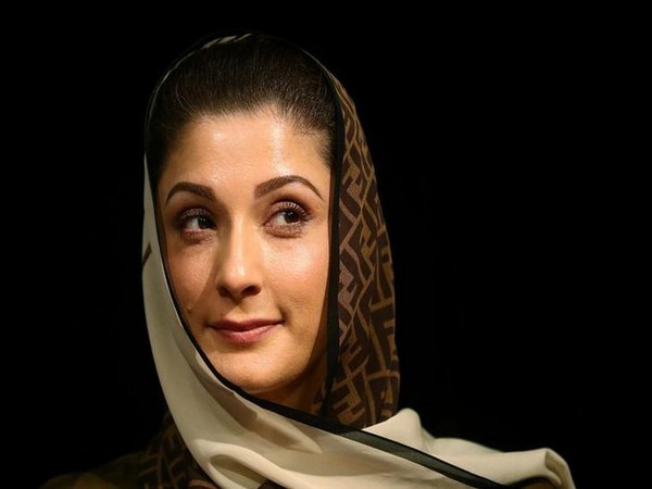 Former Pakistani Prime Minister Nawaz Sharif's daughter Maryam Nawaz (File photo)