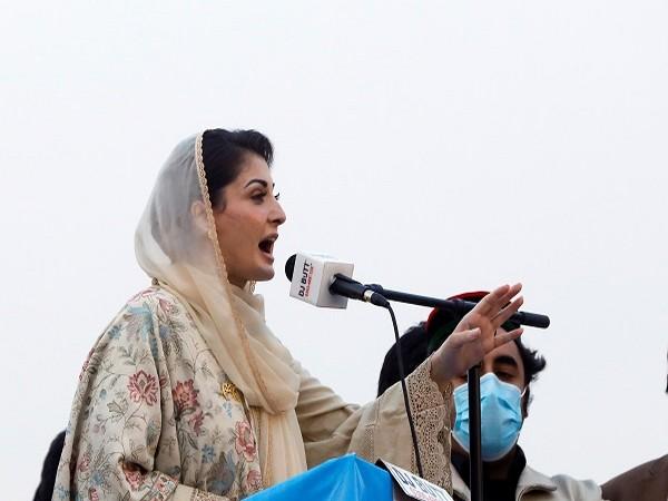 Pakistan Muslim League-Nawaz vice president Maryam Nawaz