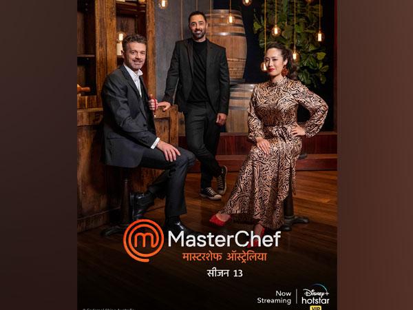 Poster of 'MasterChef Australia' season 13