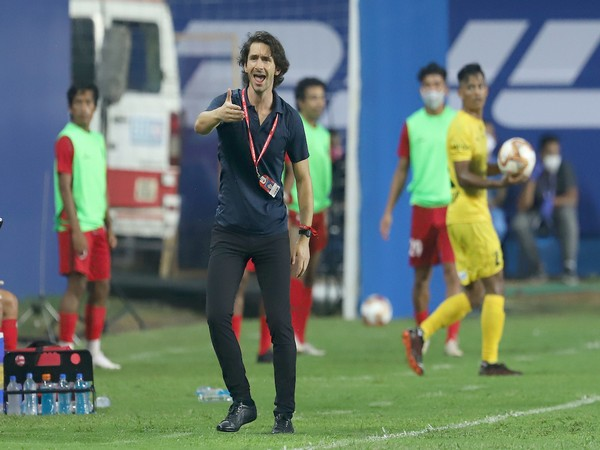 NorthEast United FC head coach Gerard Nus (Photo/ Sportzpics)