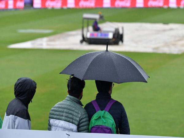 Pakistan and Sri Lanka's clash called off due to rain (Photo/ICC Twitter)