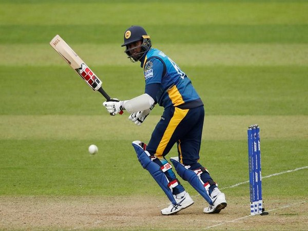 Sri Lanka skipper Angelo Mathews (file photo)