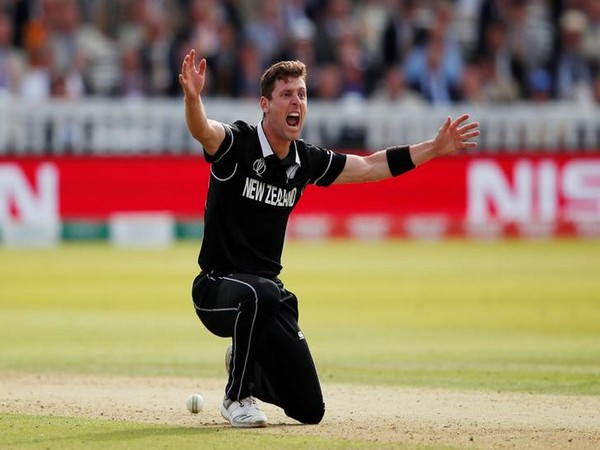 Fast bowler Matt Henry will join the Kent Cricket club team for the first seven games of this year's Championship.