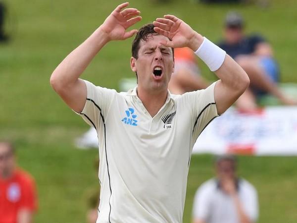 New Zealand pacer Matt Henry